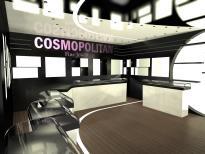 Концепт магазина Cosmopolitan Jewellery & Accessories