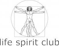 Логотип компании Life Spirit Club