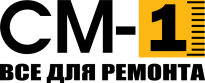 Разработка логотипа СМ-1