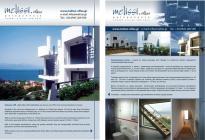 Разработка рекламного проспекта Mellissi Villas