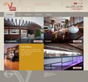 Разработка сайта Vira Mebel